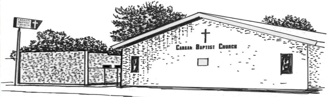 Canaan Baptist Church History